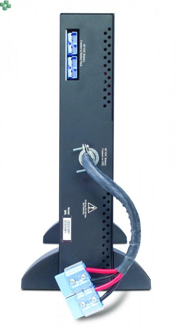 SUM48RMXLBP2U Pakiet akumulatorowy o wydłużonym czasie podtrzymania, 48 V, do modularnego APC Smart-UPS XL
