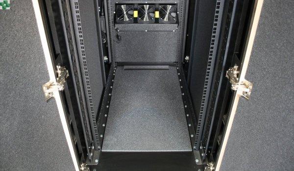 AR4038IX432 Wyciszona meblowa szafa serwerowa - NetShelter CX 38U, wykończenie białe