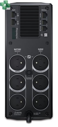 BR1200G-FR APC Power-Saving Back-UPS Pro 1200VA/720W, 230V, CEE 7/5