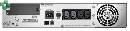 SMT1500RMI2U APC Smart-UPS 1500VA/1000W LCD RM 2U 230V