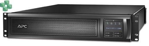 SMX2200RMHV2U APC Smart-UPS X 2200VA/1980W Rack/Tower LCD Line Interactive