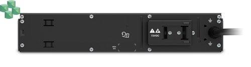 SRT72RMBP Zewnętrzy moduł bateryjny APC Smart-UPS SRT 96V 2,2kVA RM Battery Pack