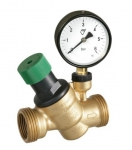 Reduktor ciśnienia 3/4 MANOMETR Honeywel D04FS-3/4