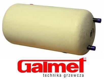 WYMIENNIK WODY BOJLER 120 L. 2 x wężownica GALMET