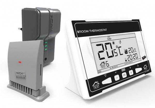 Termostat Pokojowy Sterownik TECH ST-290 V2 Regulator