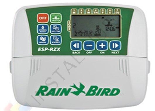 Sterownik nawadniania 6 sekcje RAIN-BIRD ESP-RZX 6i Wewnętrzny