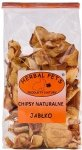 Herbal Pets Chipsy Naturalne Jabłkowe 100g