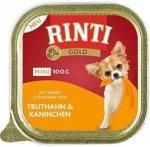 Rinti Gold Mini Indyk i Królik 100g