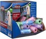 Trixie Woreczki kolorowe na odchody 1 rolka - 20 woreczków