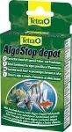 Tetra AlgoStop Depot* - tabletki umożliwiające kiontrole wzrostu glonów 12 tab.