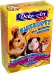 Dako-Art Biszkopty miodowe 50g dla gryzoni