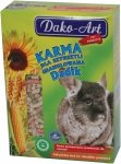 Dako-Art Dadik Gran 500g granulowana karma dla Szynszyli