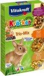Vitakraft Kracker Kolby dla królika 3szt. z miodem, popcornem i zbożami