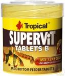 Tropical Supervit Tablets B 50ml/200szt.