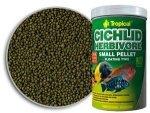 Tropical Cichlid Herbivore Small Pellet 1000ml/360g