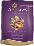 Applaws saszetka dla kotów Kurczak & Dziki ryż 70g