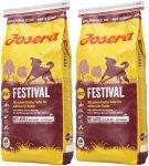 Josera Festival - Ryba i ryż z delikatnym sosem dla wybrednych psów 2x15kg (30kg)