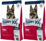 Happy Dog Supreme Fit&Well Adult Sport 2x15kg (30kg)