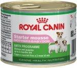 Royal Canin Starter Mousse Mother&Babydog puszka 195g Promo
