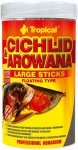 Tropical Cichlid & Arowana Large Sticks 250ml/75g