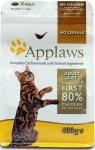 Applaws Sucha karma dla kotów z kurczakiem 400g