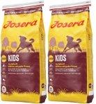 Josera Kids - dla szczeniąt średnich i dużych ras 2x15kg (30kg)