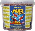 Tropical Pond Pellet Mix - wiaderko 5l/700g