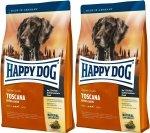 Happy Dog Supreme Sensible Toscana 2x12.5kg (25kg)
