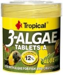 Tropical 3-Algae Tablets A 50ml/80szt.
