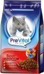 PreVital Sucha Karma Dla Kota z wołowiną i warzywami 10kg