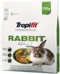 Tropifit Premium Plus Rabbit Adult - karma dla królików 750g