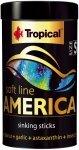 Tropical Soft Line America S Sinking Sticks 100ml/55g