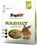 Tropifit Premium Plus Rabbit Junior - karma dla młodych królików 750g
