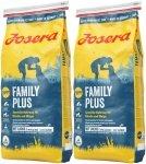 Josera Family Plus z Łososiem dla suk i szczeniąt 2x15kg