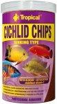 Tropical Cichlid Chips 250ml/125g