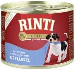 Rinti Gold Junior Drób 185g