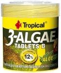 Tropical 3-Algae Tablets B 50ml/200szt.