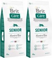 Brit Care N Senior Lamb 35% & Rice 2x12kg (24kg)