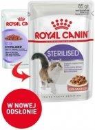 Royal Canin Sterilised w sosie 85 Promocja