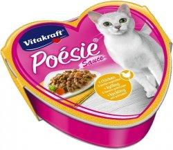 Vitakraft Poésie® Kurczak z warzywami w sosie 85g