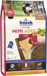 Bosch Mini Adult Lamb Rice 3kg