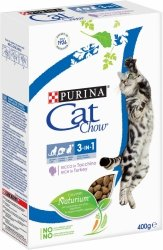 Purina Cat Chow Adult Special Care 3w1 400g