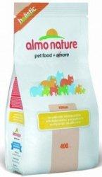 Almo Nature Holistic Kitten z kurczakiem i ryżem 400g