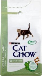 Purina Cat Chow Special Care Sterilised 1,5kg