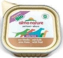 Almo Nature Daily Menu Bio z cielęciną 100g