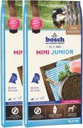 Bosch Mini Junior 2x15kg (30kg)