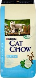 Purina Cat Chow Kitten z Kurczakiem 15kg