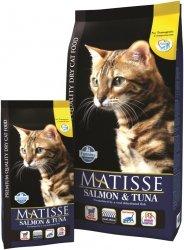 Matisse z łososiem i tuńczykiem 20kg