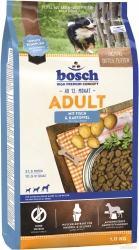 Bosch Adult F&P Fish Potato 1kg