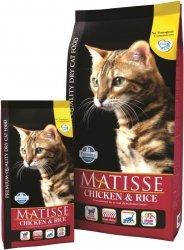 Matisse z kurczakiem i ryżem 20kg